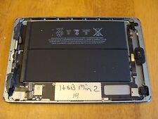 OEM Apple iPad Mini 2 16GB Motherboard Mainboard Logic Board, Case,Cameras A1489