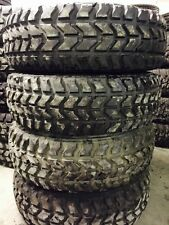 37x12.50r16.5 Goodyear Mt HUMMER TIRES 95% Tread; 37x12.50x16.5, 37/12.50r16.5