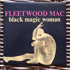 "Fleetwood Mac BLACK MAGIC WOMAN Peace and Love promo 7"" 45 giri vinyl Red Ronnie"