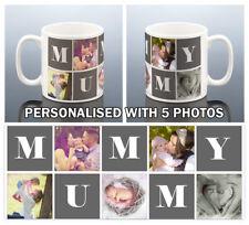 PHOTO MUMMY MUG Personalised Birthday Gift Best Mum Cup Mom Mother Present Women