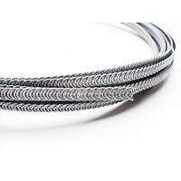 Corset Making Supplies: Grommet 1 Gross-144pcs Sz 00 Silver Washer