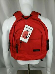 Red Swissgear Daypack Backpack Original Quality!