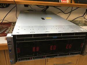 HP ProLiant DL580 Gen8 Server QUAD 12-Core Xeon E7-4860 v2  *48 Cores* 128GB GPU