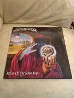 "HELLOWEEN Keeper Of The Seven Keys 12"" Vinyl LP 1987 NOISE Germany G-FOLD *RARE*"