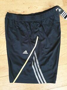 Mens Adidas F50 Shorts Climalite Football Fitness Gym W53451 UK M L XL 2XL (RR)