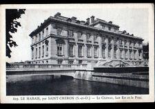 LE VAL SAINT-GERMAIN prés de SAINT-CHERON (91) CHATEAU du MARAIS & PONT