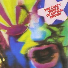 Arthur Brown-the crazy world of Arthur Brown 2cd rem.