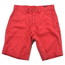 Polo Ralph Lauren Mens Shorts Flat Front Chino 30 31 32 33 34 35 36 38 40 42 New