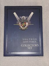 Voltron 20th Anniversary Masterpiece Collection Lion Force Set