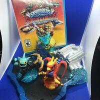 Skylanders Superchargers - Wii U Game Portal and 3 figures - various versions