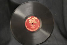 Emilio de Gogorza The Holy City - Victrola Single Side12 inch 78 RPM
