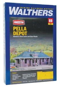 Walthers 933-4054 Pellar Depot Modèle Kit