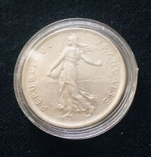 5 Francs 1992 Semeuse - Coin French