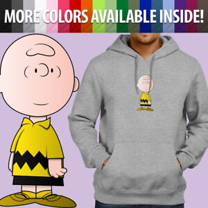 Pullover Sweatshirt Hoodie Sweater Charlie Brown Peanuts Snoopy Comics Cartoon