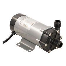 "MKII High Temp Magnetic Brewing Beer Pump by Keg King 1/2"" mpt"