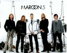 MAROON 5 signed autographed GROUP photo