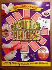 Maestro Activity Books Conjuring Tricks VERYGOOD Book