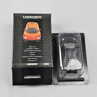 KYOSHO 1/64 Black Lamborghini Aventador LP700-4 Diecast Car Model Alloy Toy Gift