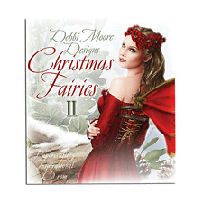 Debbi Moore Designs Christmas Fairies II CD Rom (325986)
