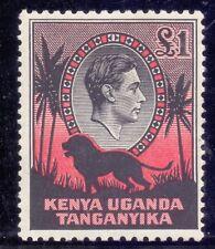 16/8,KENYA,KUT,1938 SG. 150 PERF. 11 3/4 X 13 MH.LION