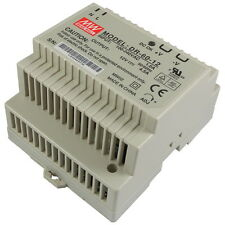 MEANWELL DR-60-12 Schaltnetzteil 54W 12V 4,5A DIN Rail Power Supply 855871