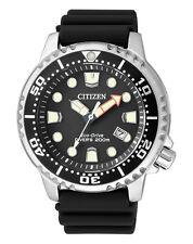 Citizen Herrenuhr BN0150-10E Promaster Marine Taucheruhr ECO-DRIVE schwarz