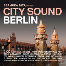 Various Artists : Bermuda 2013 Presents City Sound Berlin CD (2013) ***NEW***