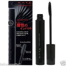 Japan Kanebo KATE Black Feather Lash Mascara BK-1 Volume Long Waterproof NEW