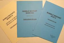 Bubble Sextants Mk IX series