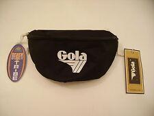 GOLA MARSUPIO PICCOLO GOLA MILLS CUB574 BLACK WHITE NERO BIANCO