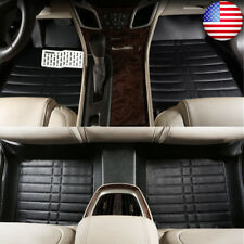 US Car Tailored Carpet Leather Floor Mat Front Rear Liner For Kia Optima 11-16