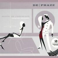 De-Phazz Death by chocolate-Special Edition (2001, digi) [CD]