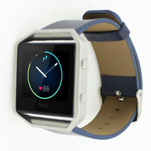 Fitbit Blaze Leather Replacement Wristband Strap Band Bracelet
