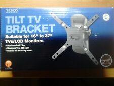 """Inclinación TV Soporte-Apto Para 16"""" a 37"""" Tv/Monitores Lcd"""