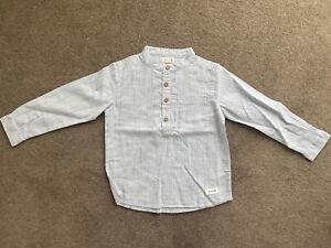 Newbie Boys Cotton Shirt Size 2-3 Years NWOT