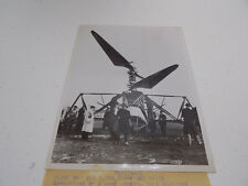 Original 1936 Press Photo: Early Helicopter French Breguet-Dorand Gyroplane