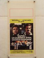 NAPOLI LA CAMORRA SFIDA LA CITTA' RISPONDE regia A. Brescia loc. orig. 1979