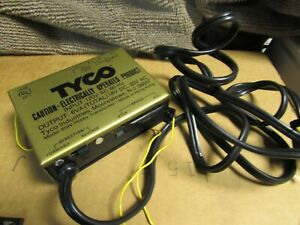 Tyco Model No. E899 RR ELECTRIC POWER PACK IN BOX