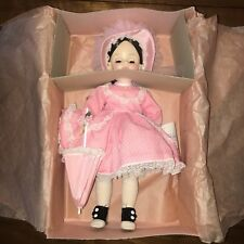 """Madame Alexander 14"""" Rebecca New in Box with Tags #1585"""