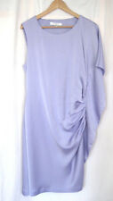 L K BENNETT LILAC VENUS DRESS Fully lined Size 14  NWOT