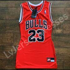 Chicago Bulls Jersey Dress