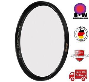 B+W 46mm MRC F-Pro 007M Clear Filter 1069110 (UK Stock)