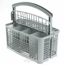 WHITE WESTINGHOUSE Dishwasher Cutlery Basket Rack Grey 240mm X 135mm X 120mm