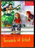 Fernando ist futsch (Privatdetektivin Billie Pinkernell) geb. Buch (2003)