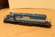 GATX Lease Athearn Blue Box SD40-2 #7354 DC in HO Scale