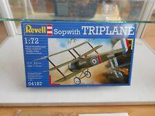 Modelkit Revell Sopwith Triplane on 1:72 in Box