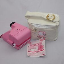 HELLO KITTY Polaroid 600 Instant Film Camera From Japan