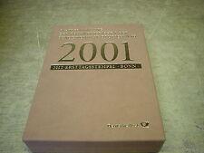 BRD Jahressammlung 2001