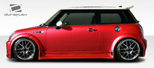 02-06 Mini Cooper Duraflex Type Z Wide Body Fender Flares 6pc Body Kit 108320