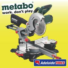 Metabo 1800 Watt 254mm Sliding Compound Mitre Saw - KGS 254M